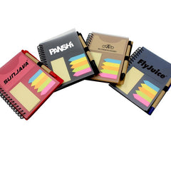 Multifunctional Notebook Set