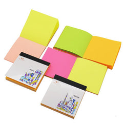 Colourful Square Notepad