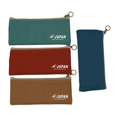 Zippered Office Pencil Case