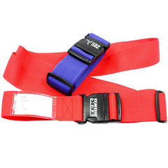 Luggage Strap With Buckle