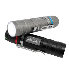 Portable Aluminium Torch Light With Focusing Beam