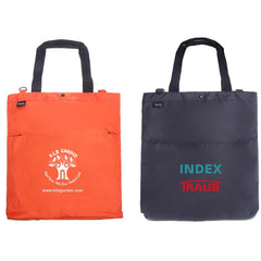 Business Bag With Carrying And Shoulder Straps