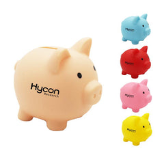 Mini Pig-Shaped Piggy Bank
