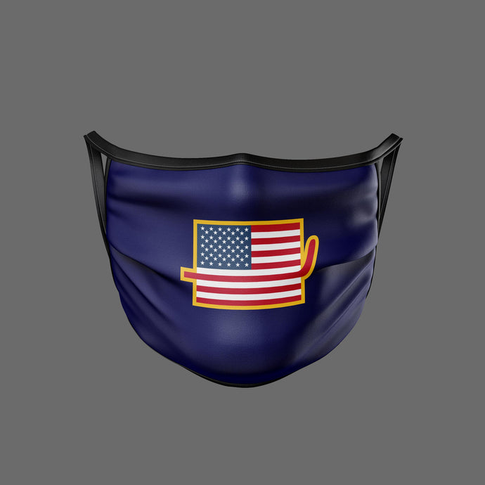 4th July Hockey Mask - DOME
