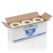 "Load image into Gallery viewer, HOWIES 1.5"" CLEAR SHIN PAD HOCKEY TAPE - DOME"