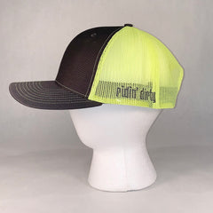 Toxic Yellow Hat