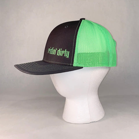 Keltix Green Hat