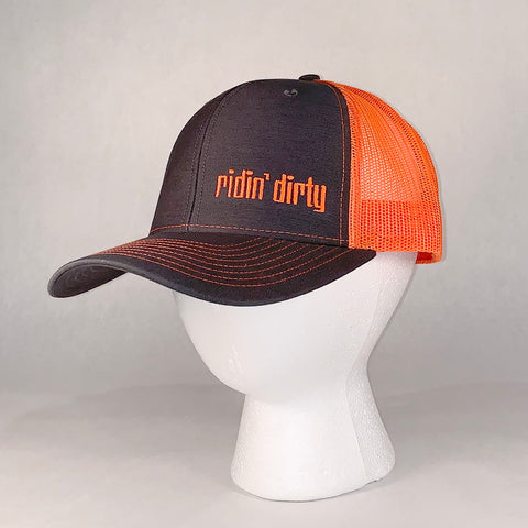 Keltix Orange Hat