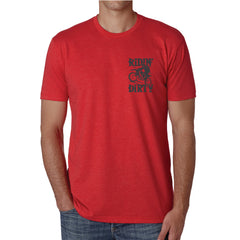 Pipin Tee- Red