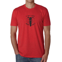 Sparky Tee- Red