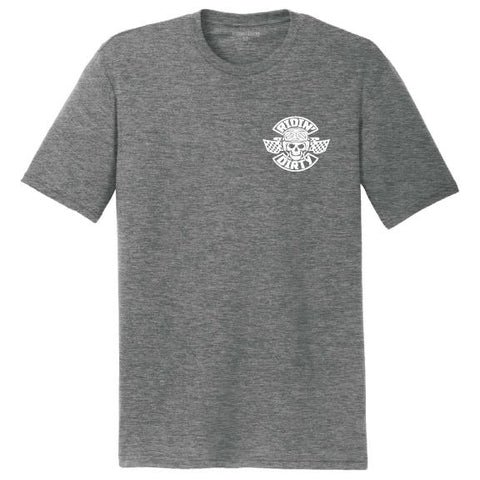 Speedemon Tee- Grey