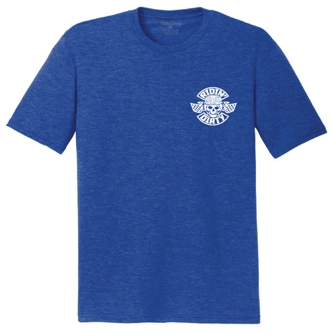 Speedemon Tee- Royal