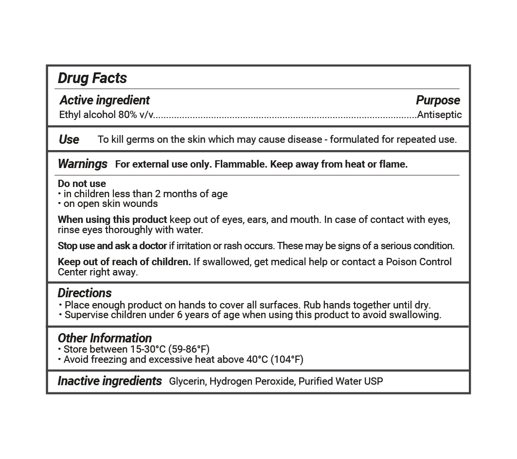 KLAREX-CHS drug facts.