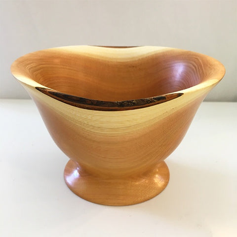 Buckthorn footed bowl 911