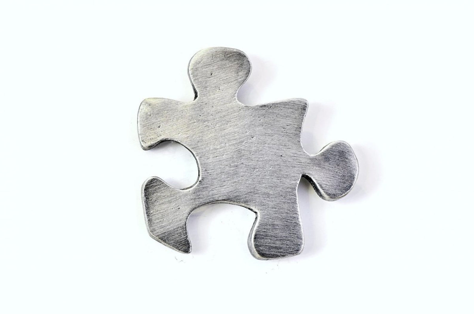 Magnet single puzzle piece