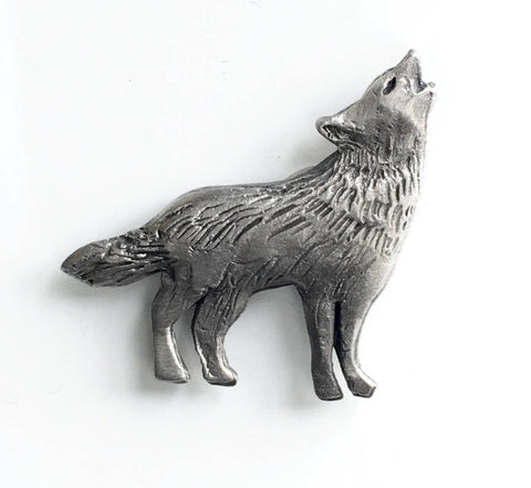 Magnet single wolf