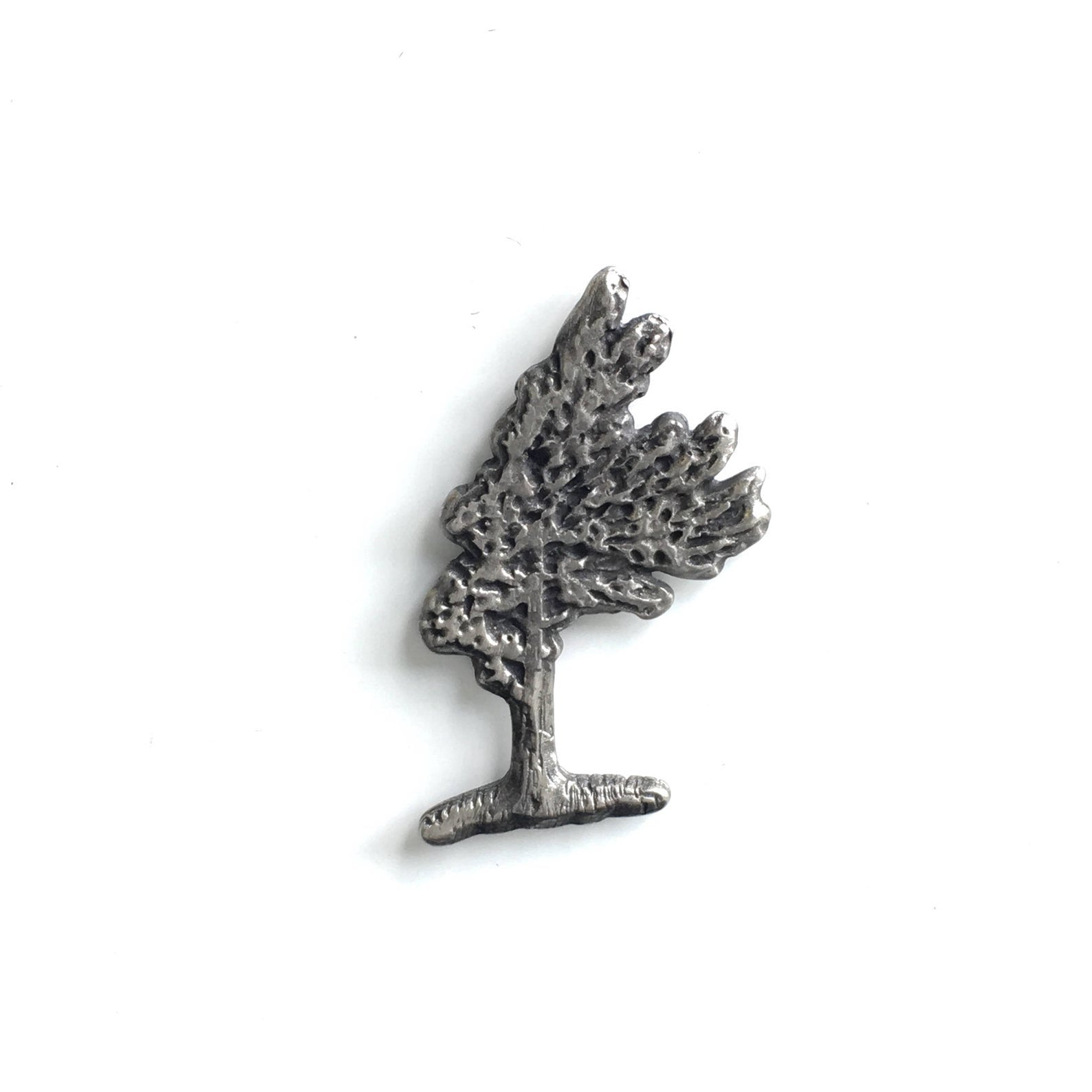 Magnet Single Windswept Tree