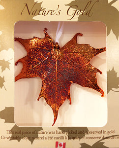 Ornament Maple Leaf