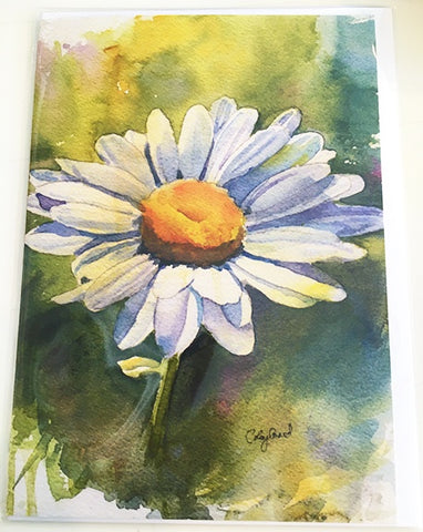 Art Card Daisy