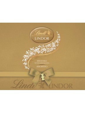 Lindt - Lindor Assortiti - 350g - Idea Regalo
