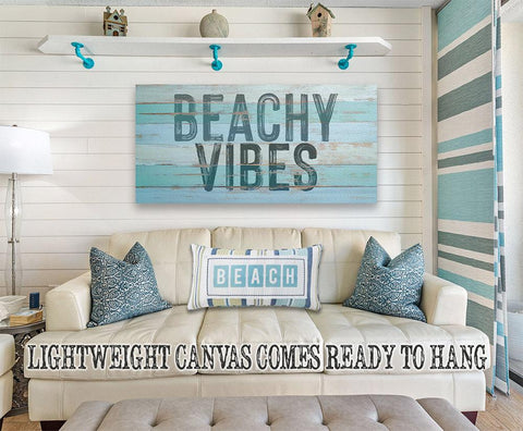 Image of Beachy Vibes - Canvas
