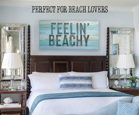 Image of Feelin' Beachy - Canvas