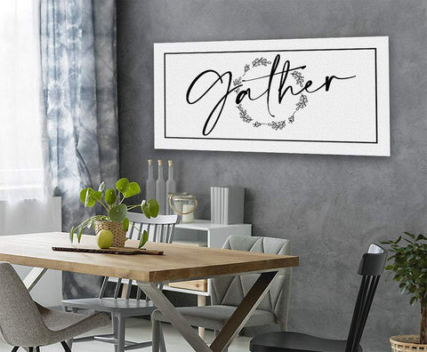 Image of Gather - Canvas.