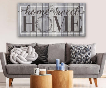 Home Sweet Home - Canvas