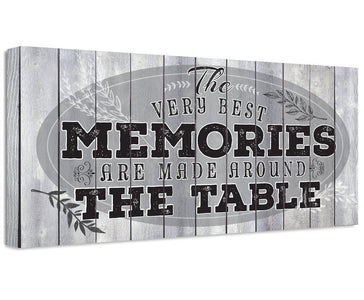 Memories Are Made - Canvas Wall Hangings Lone Star Art