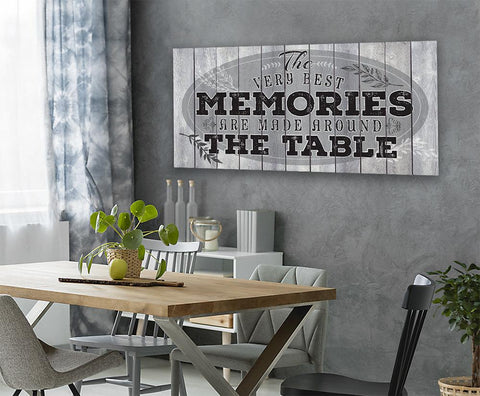 Image of Memories Are Made - Canvas.