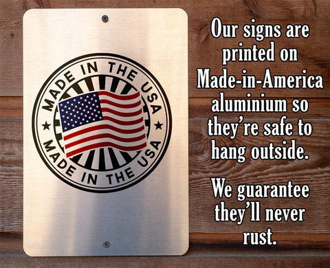 Image of This Is Us - Metal Sign.