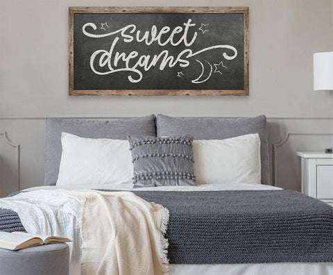 Image of Sweet Dreams - Canvas.