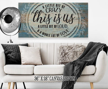 This Is Us - Canvas.