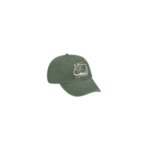 BCC Green dad hat