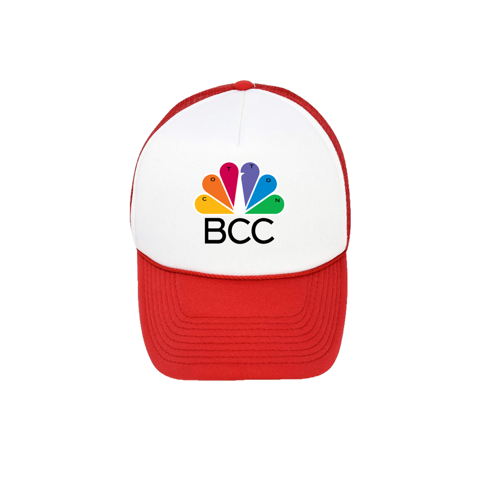 BCC News Red Trucker