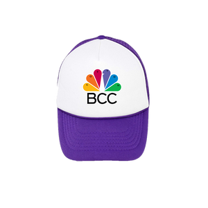 BCC News Purple Trucker