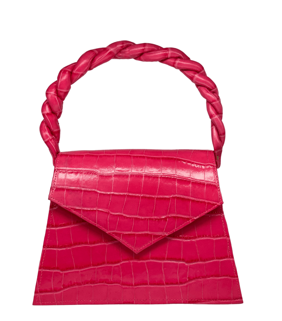 FUSCHIA ZAZA GRANDE Purse Anima Iris