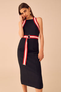 C/MEO Collective Pursue Midi Dress