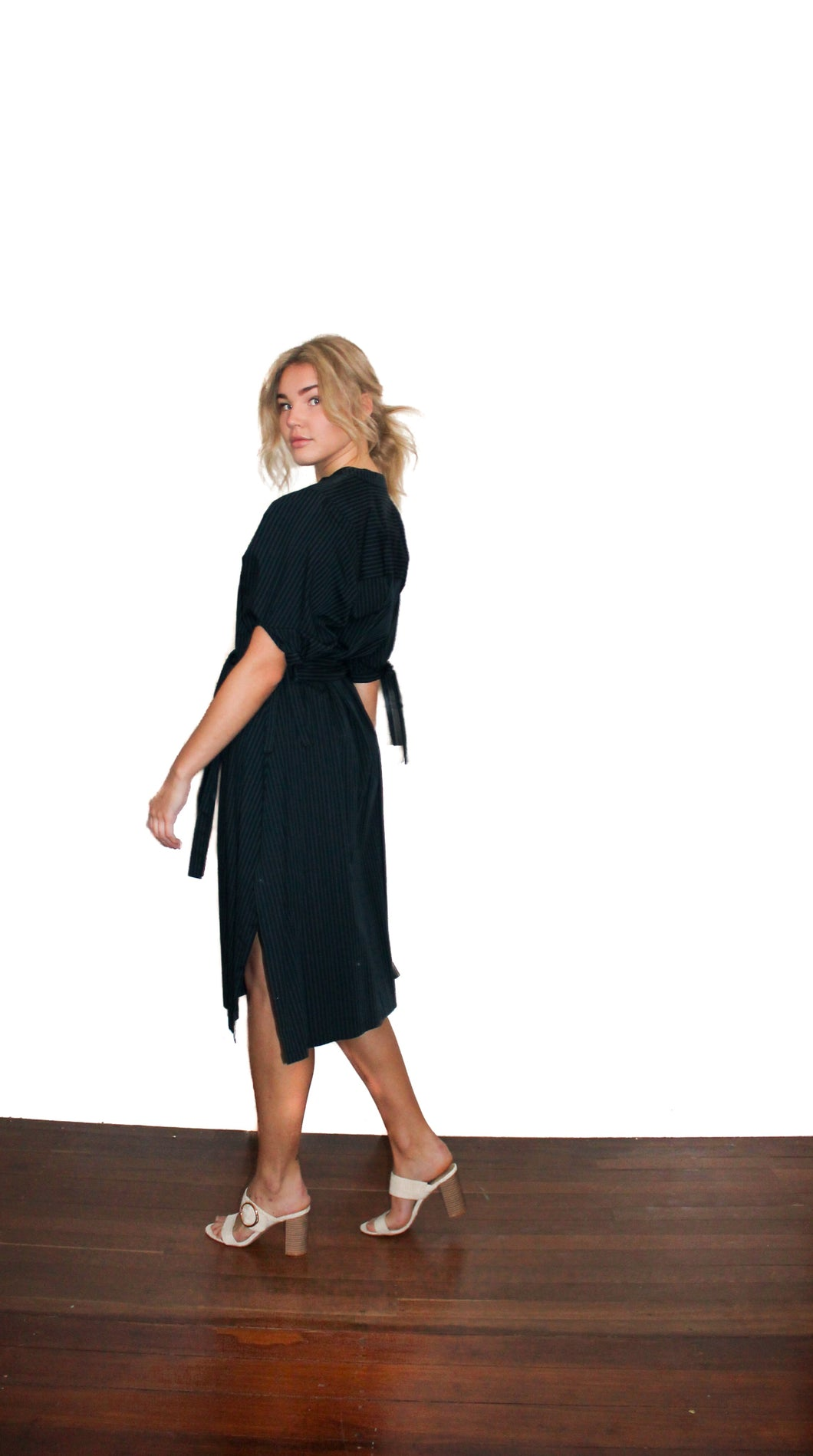 MVN Retrogade Shirt Dress