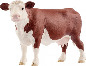 Schleich Farm World 13867 Hereford Kuh