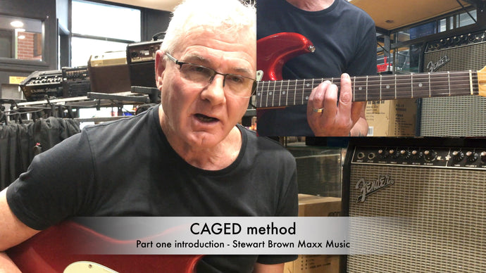 Introduction to the CAGED system - Stewart Brown