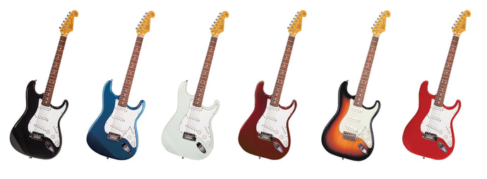 SX (Essex) Guitars, the story behind one of the best value instruments on the market