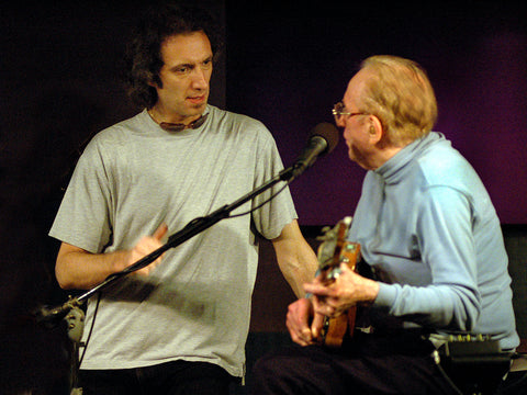 les paul with andrew barta sansamp