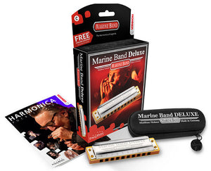 HOHNER MARINE BAND DELUXE G