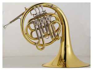 J MICHAEL BABY FRENCH HORN-LAC