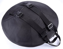 "Load image into Gallery viewer, Opus Percussion 20"" Metal 9-Note Handpan Drum with Carrybag"