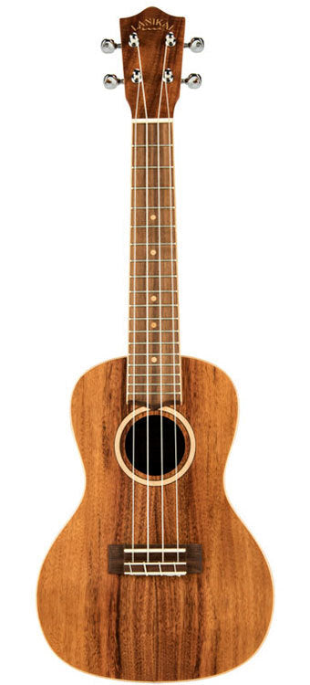 Lanikai Acacia Series Concert Ukulele in Natural Satin Finish