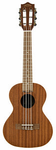 Lanikai Mahogany Series 6-String Tenor Ukulele in Natural Satin Finish