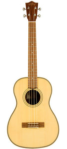 Lanikai Solid Spruce Top Series Baritone Ukulele in Natural Satin Finish