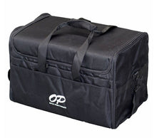 Load image into Gallery viewer, Opus Percussion Wooden Cajon in Birch with Deluxe Carry Bag